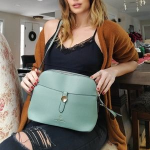 "Nanette Lepore| Crossbody ""Leather"" Bag"
